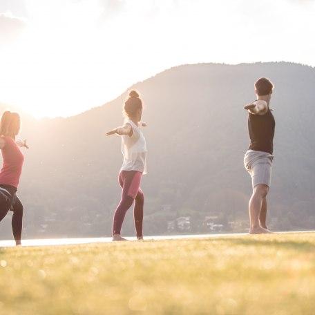 Yoga, © Der Tegernsee, Hansi Heckmair