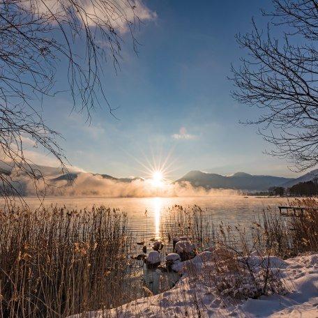 Bad Wiessee Winter, © Der Tegernsee, Peter Prestel
