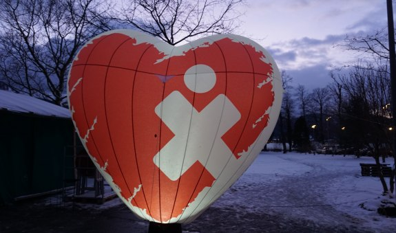 Ballon Stiftung Kinderherz, © ©Der Tegernsee, Hannah Bachmeier