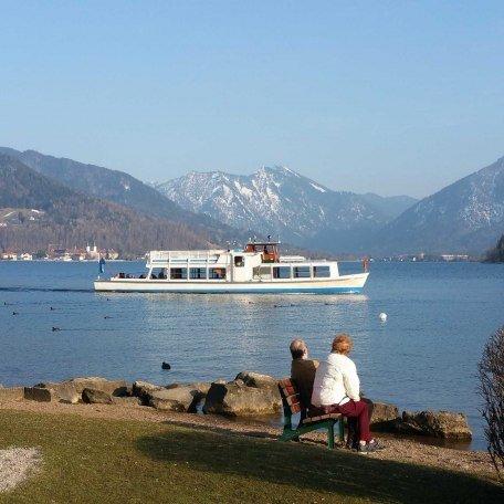 am See, © im-web.de/ Tourist-Information Bad Wiessee