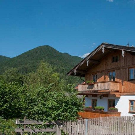 Haus Gewald, Westansicht, © im-web.de/ Ferienwohnungen Tegernsee