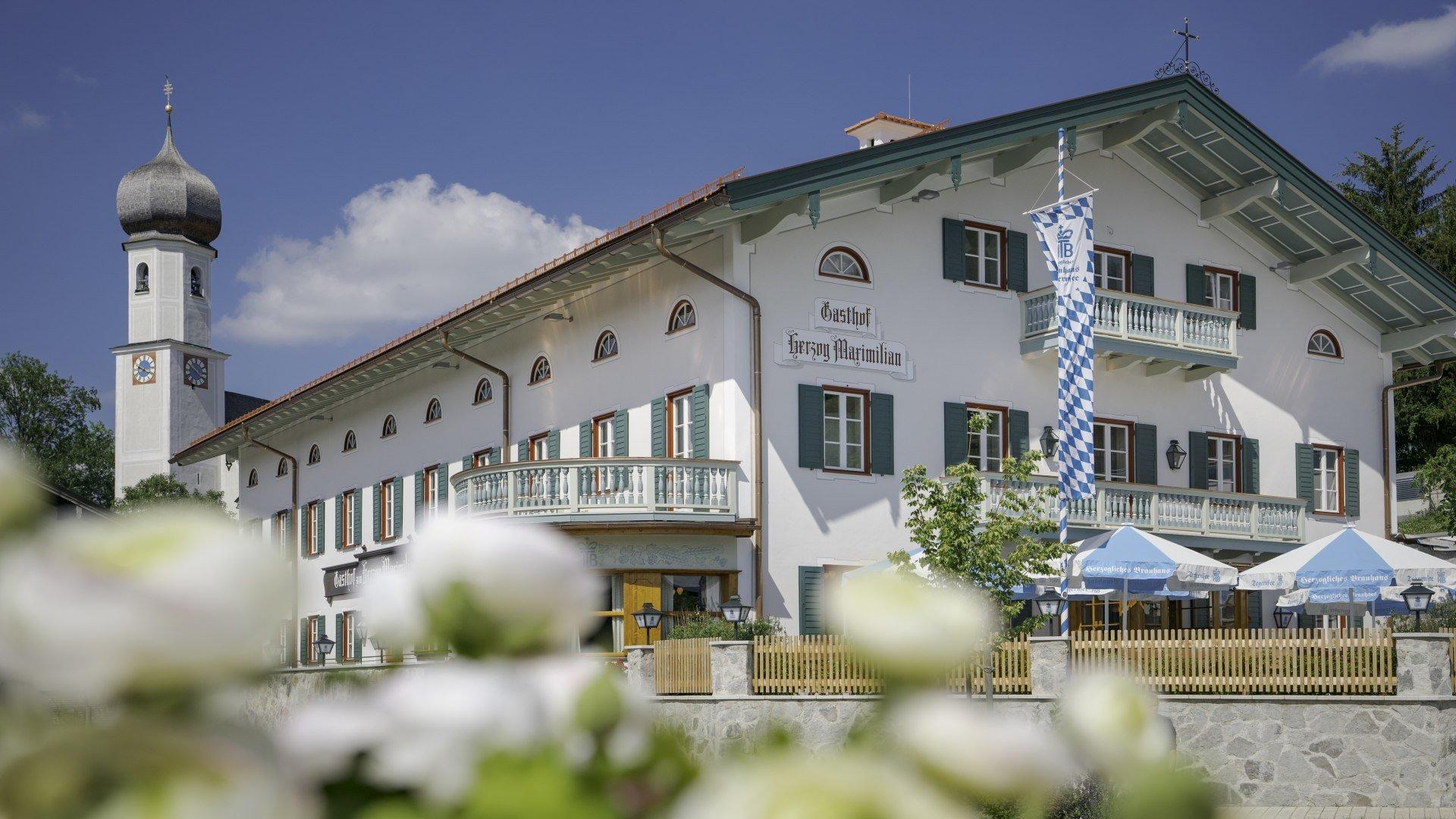 Gasthof Herzog Maximilian, © Der Tegernsee, Foto: Dietmar Denger