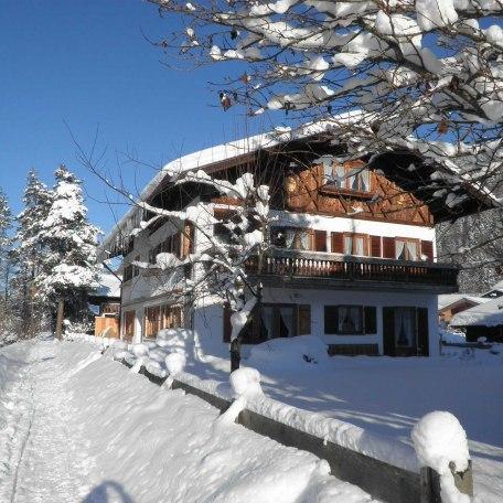 Gästehaus Winkler im Schnee, © im-web.de/ Tourist-Information Kreuth