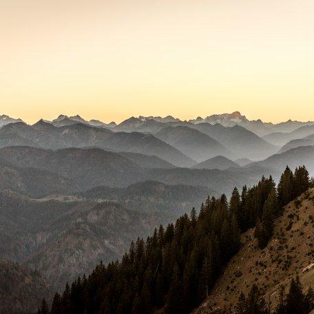 Kreuth Blick, © Der Tegernsee, Julian Rohn