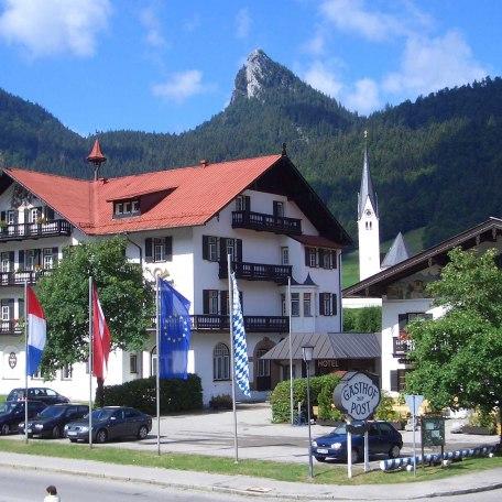 Außenansicht Hotel, © im-web.de/ Tourist-Information Kreuth