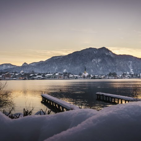Tegernsee im Winter, © Der Tegernsee, Dietmar Denger