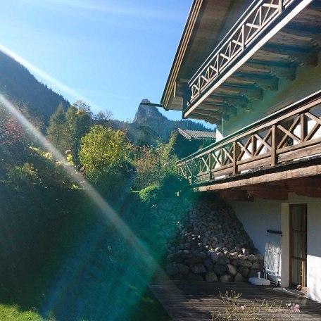 Terrasse im Herbst, © im-web.de/ Tourist-Information Kreuth