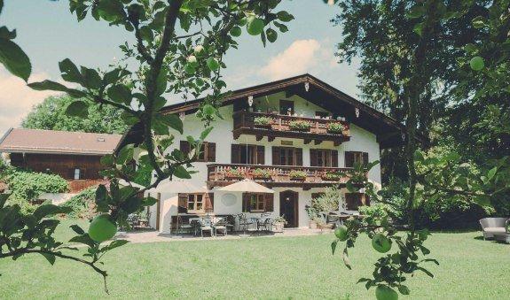 Der Lederer Hof, © im-web.de/ Tourist Information Tegernsee