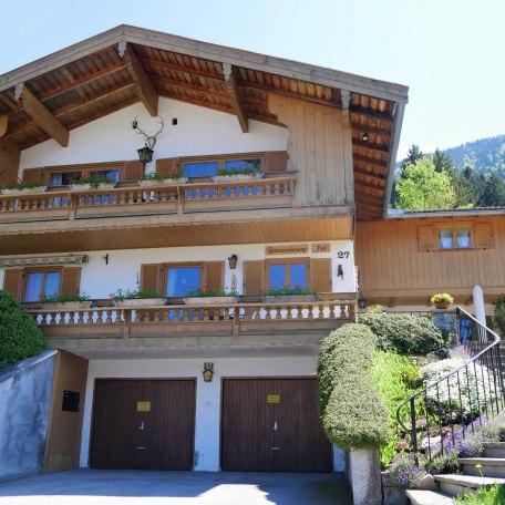 Außenansicht Haus, © im-web.de/ Tourist-Information Rottach-Egern