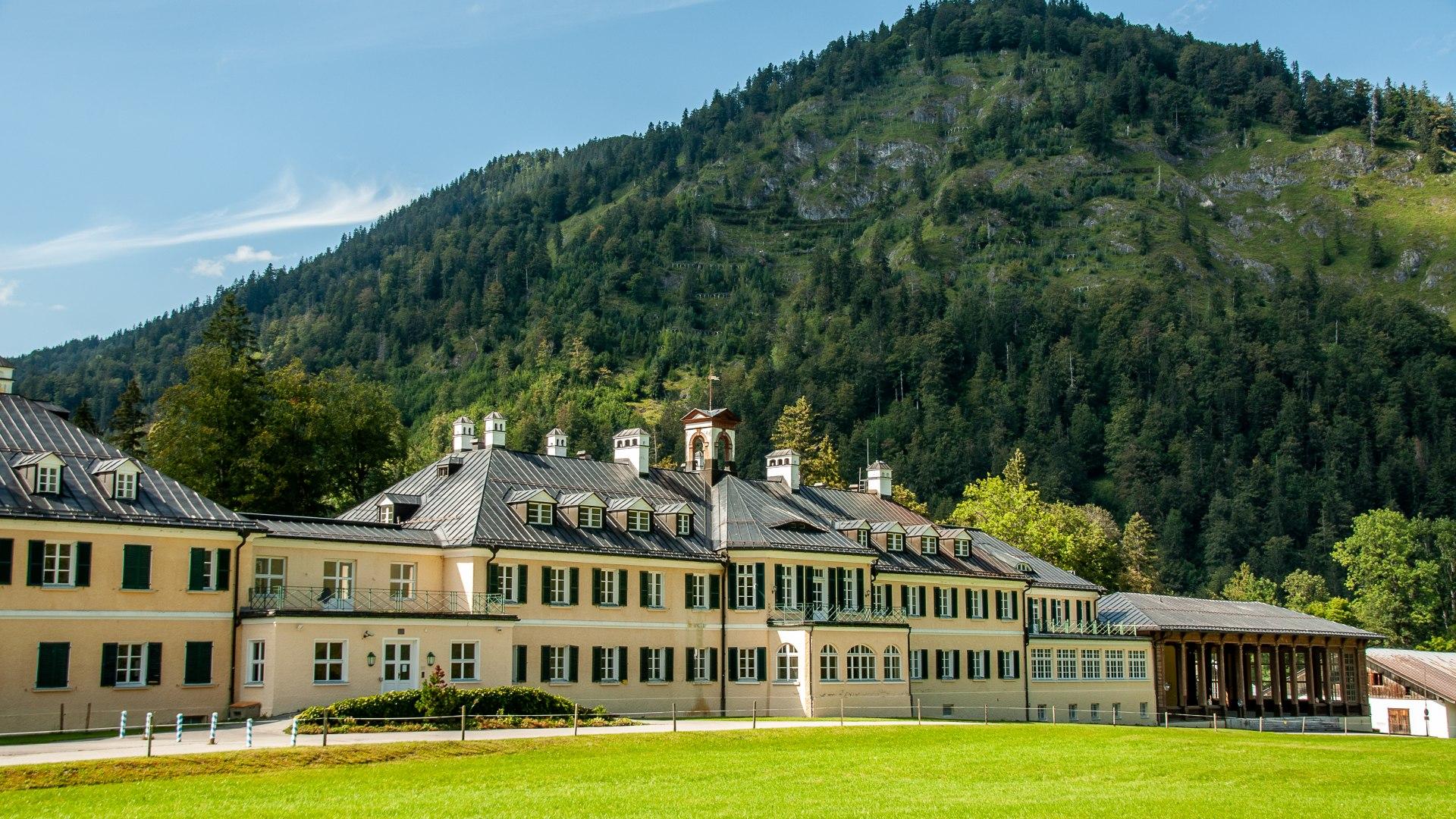 Wildbad Kreuth, © Der Tegernsee, Sabine Ziegler-Musiol