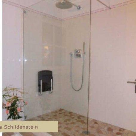 FeWo Blauberge Dusche 2. Bad  bei 3 Personen, © im-web.de/ Tourist-Information Kreuth
