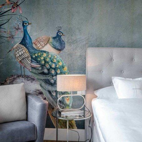 Naturdoppelzimmer Boutique Hotel Relais Chalet Wilhelmy, © Günter Standl