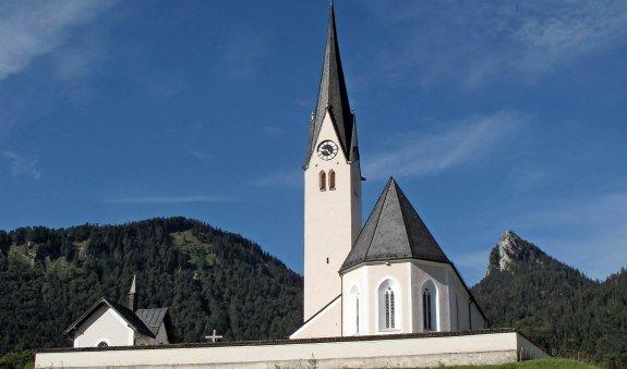 Kirche St. Leonhard Kreuth, © Gemeinde Kreuth - Hörth