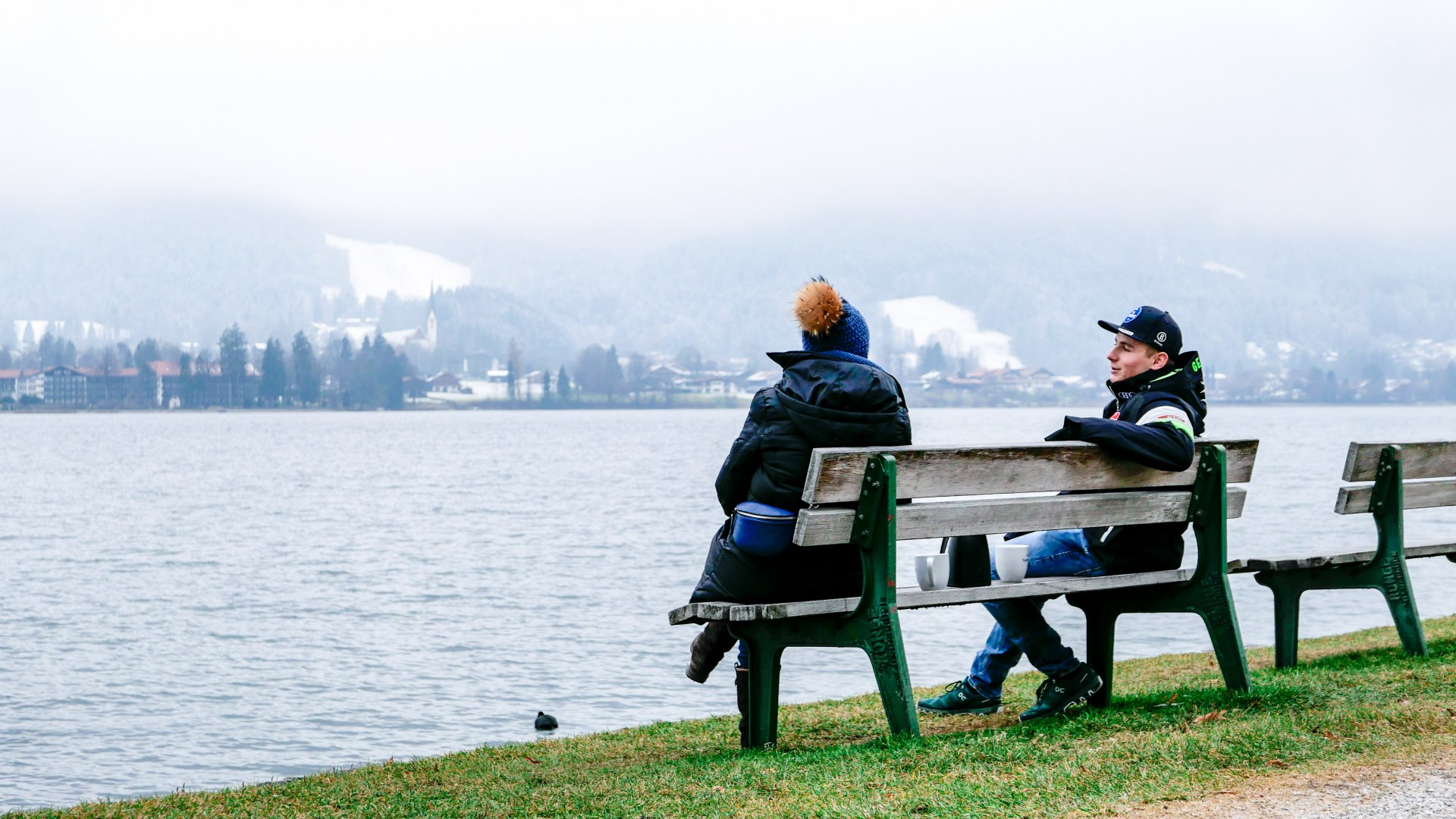 Auf einen Tee am See mit Marinus Sennhofer, © DER TEGERNSEE, Isabelle Munstermann