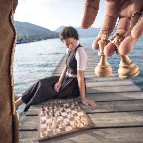 Die Offene Internationale Bayerische Schachmeisterschaft (OIBM) ist die größte Schach-Open in Europa, © Hansi Heckmair