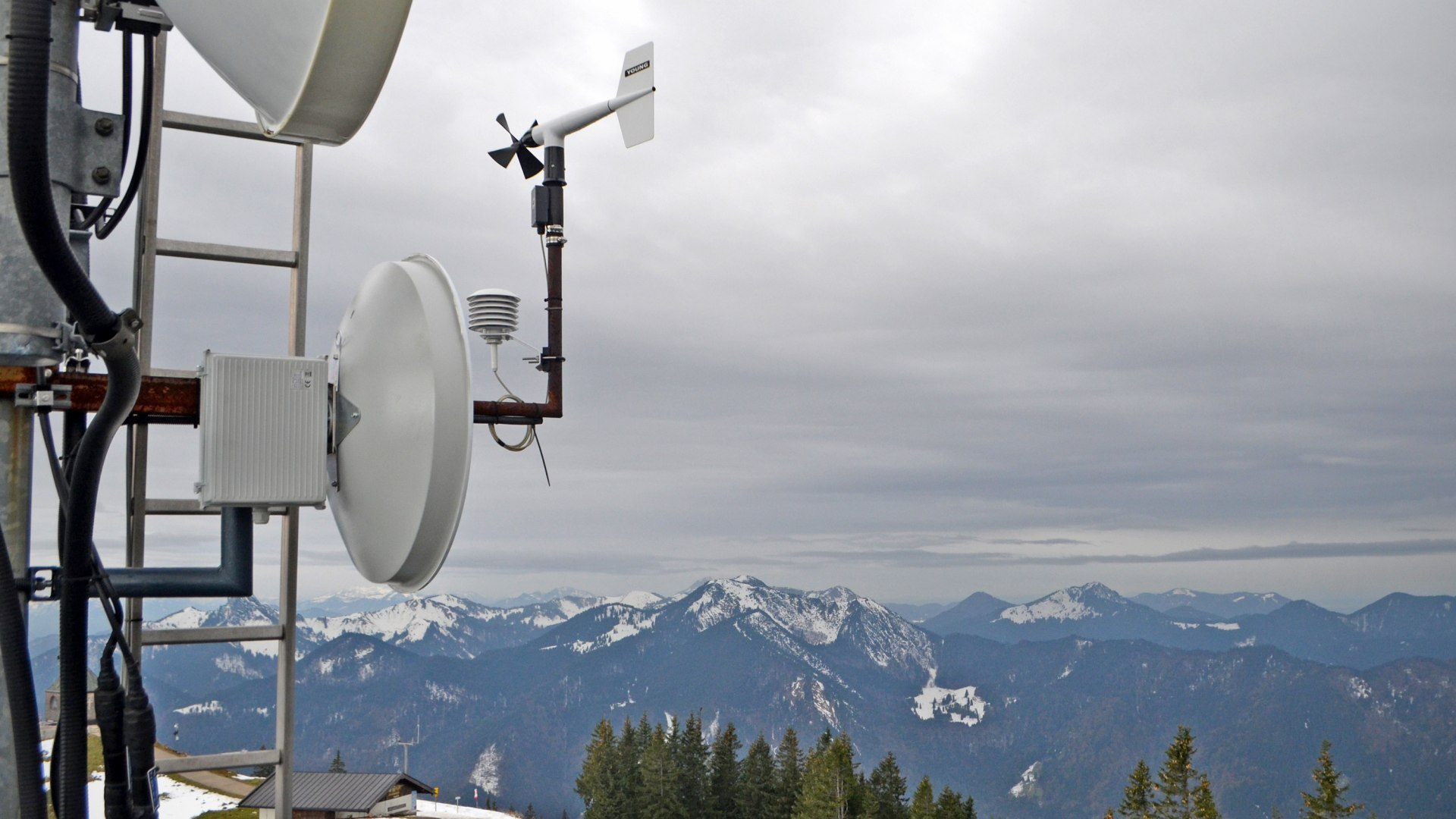 Free Tegernsee WiFi, © Florian Liebenstein