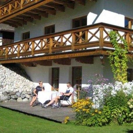 Terrasse Ferienwohnung, © im-web.de/ Tourist-Information Kreuth