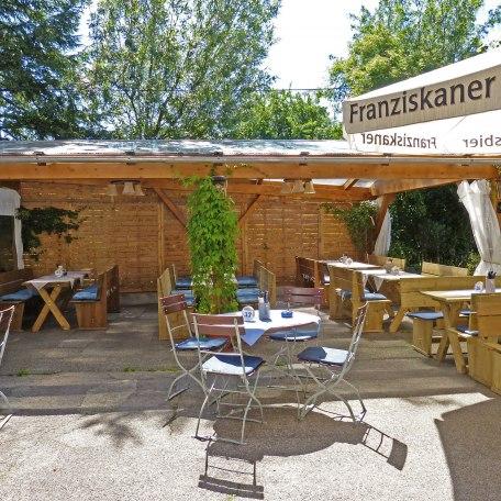 Biergarten, © im-web.de/ Tourist-Information Gmund am Tegernsee
