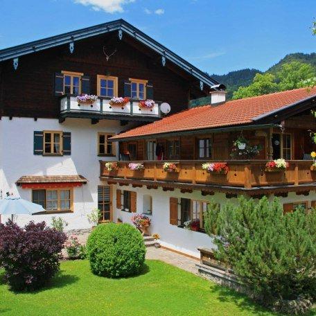 Gästehaus mit Garten, © im-web.de/ Tourist Information Tegernsee