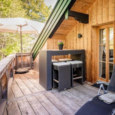 Dachterrasse, © im-web.de/ Tourist-Information Bad Wiessee