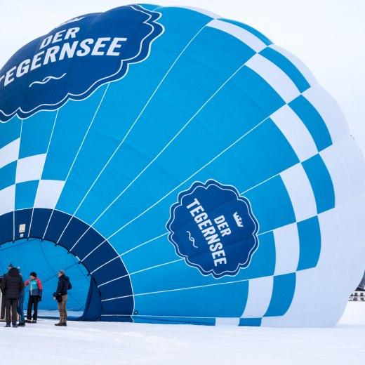 Montgolfiade-DER TEGERNSEE Ballon, © Thomas Müller