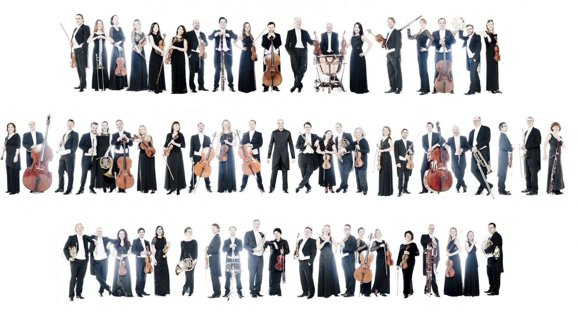 Münchner Symphoniker, © Marco Borggreve