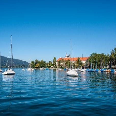 Seewirt Ausblick auf den See, © Sabine Ziegler-Musiol