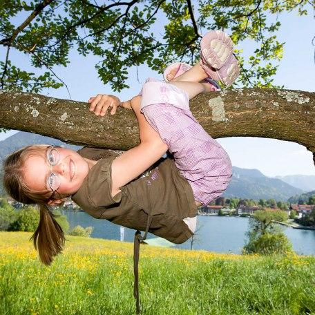 Kinderferienprogramm Kind am Baum Point, © Bernd Ritschel