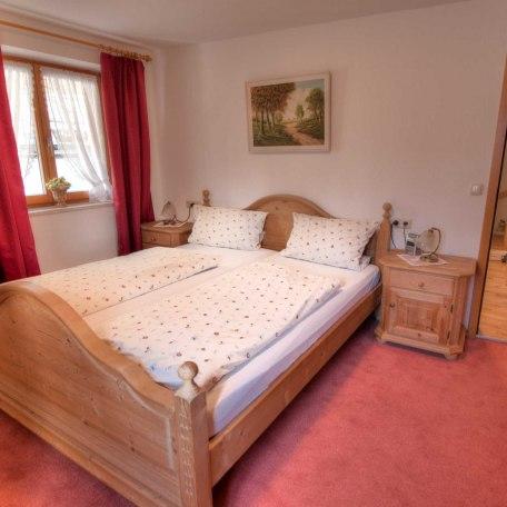Schlafzimmer II., © im-web.de/ Tourist Information Tegernsee