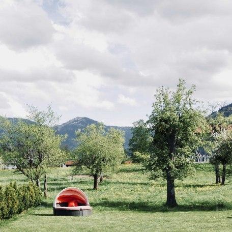 Garten mit Liegewiese, © im-web.de/ Alpenregion Tegernsee Schliersee Kommunalunternehmen