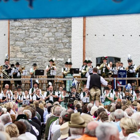 Tag der Blasmusik am Tegernsee, © ©Der Tegernsee