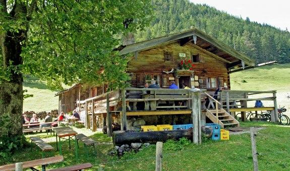 Bayralm, © Gemeinde Kreuth-Hörth