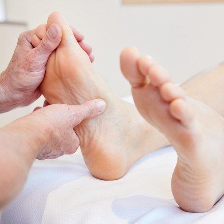 Fußmassage, © Der Tegernsee, Hansi Heckmair