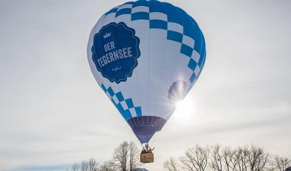 TTT Montgolfiade Ballon Jungfernfahrt, © Christoph Schempershofe