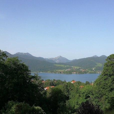 Aussicht Balkon, © im-web.de/ Tourist Information Tegernsee