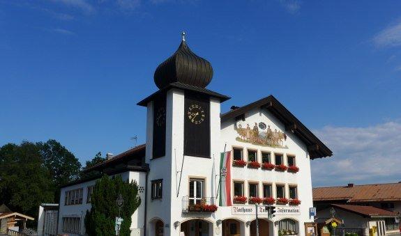 Der Sitz der Gemeinde Rottach-Egern, © Gemeinde Rottach-Egern