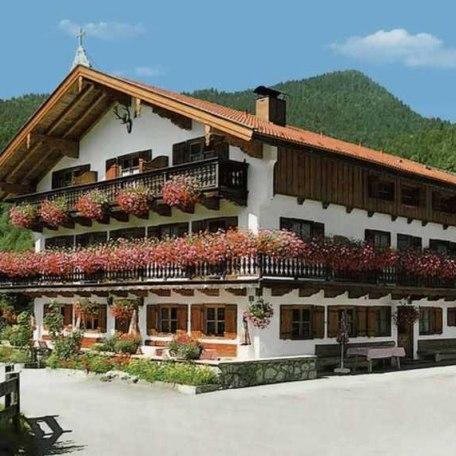 Gästehaus Eck im Sommer, © im-web.de/ Tourist-Information Kreuth