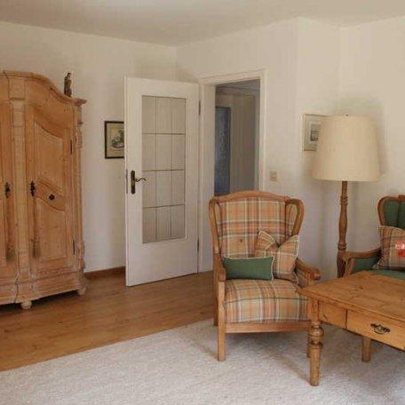 Wohnzimmer, © im-web.de/ Tourist-Information Rottach-Egern