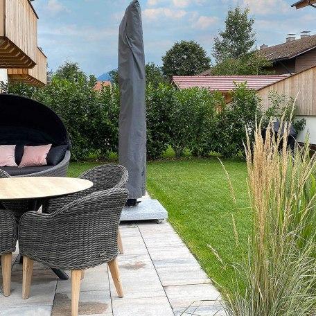 Private Sonnenterrasse mit Grillstation, © im-web.de/ Alpenregion Tegernsee Schliersee Kommunalunternehmen