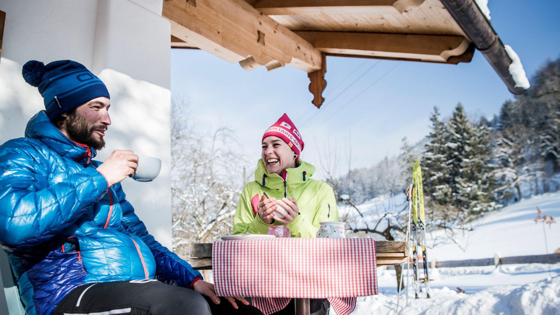 Langlauffreundliche Gastgeber am Tegernsee, © Hansi Heckmair