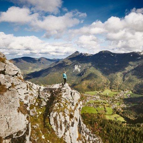 Bergtour, © Urs Golling/ Tegernseer Tal Tourismus GmbH