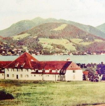 Das historische Jod-Schwefelbad in Bad Wiessee