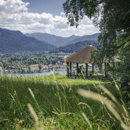 Pavillon Tegernsee, © Der Tegernsee, Dietmar Denger