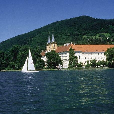 Herzogliches Schloss Tegernsee (ehem. Kloster Tegernsee)