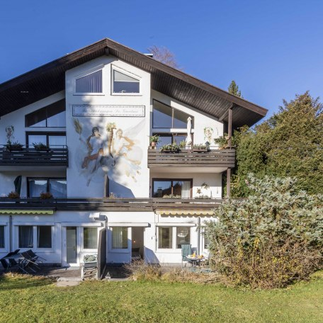 Apartment 10 Leo am See unten rechts mit Terrasse, © im-web.de/ Alpenregion Tegernsee Schliersee Kommunalunternehmen