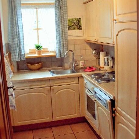 Küche mit Spülmaschine, © im-web.de/ Tourist-Information Rottach-Egern