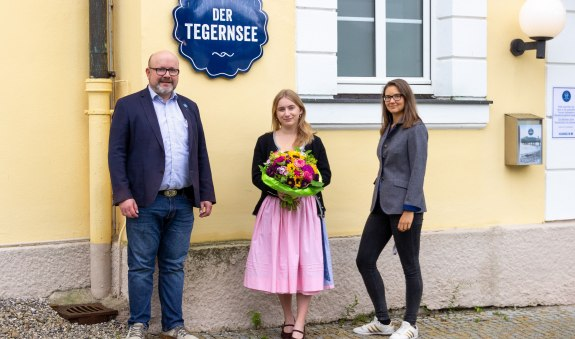 Start in die Berufsausbilddung bei der Tegernseer Tal Tourismus GmbH, © Der Tegernsee, Thomas Müller
