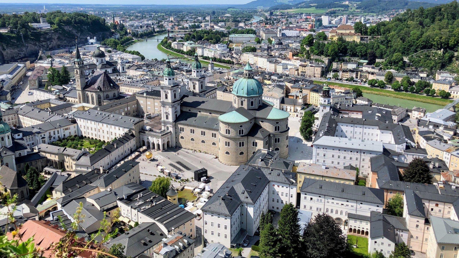 Tagesausflug Salzburg, © Alex Hufnagl