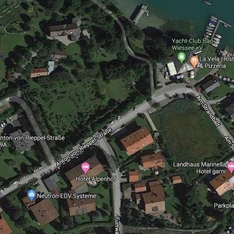 Luftbild, © Google Maps