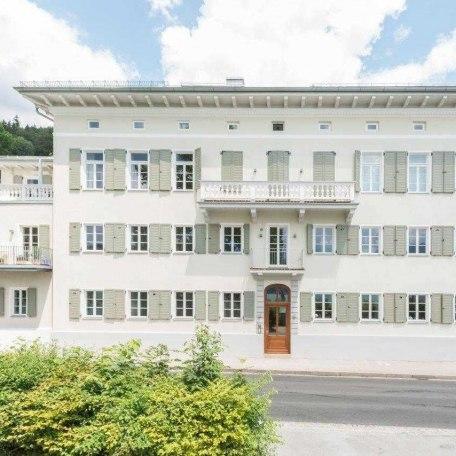 PALACE AM SEE**** von vorne, © im-web.de/ Tourist Information Tegernsee